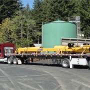 5 Ton Crane Shifting - NPCC Manufacturing