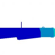 Deflection Plot (True Scale)