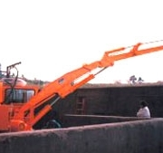 Refuse Equipment Crane