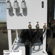 TRIPLE GEAR PUMP G
