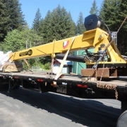 20 Ton Crane Shifting - NPCC Manufacturing