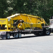 25 Ton Knuckle Crane Shifting - NPCC Manufacturing