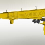 MT285 36M Alaska Crane