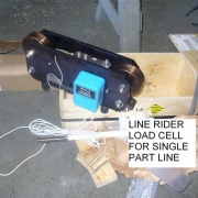 LINE RIDER LOAD CELL