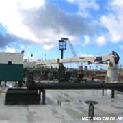 MCT 10-65 on oil Barge NEENA